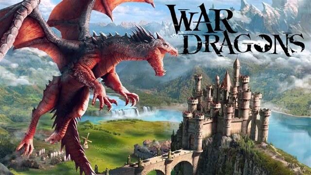 War Dragons strategy Game