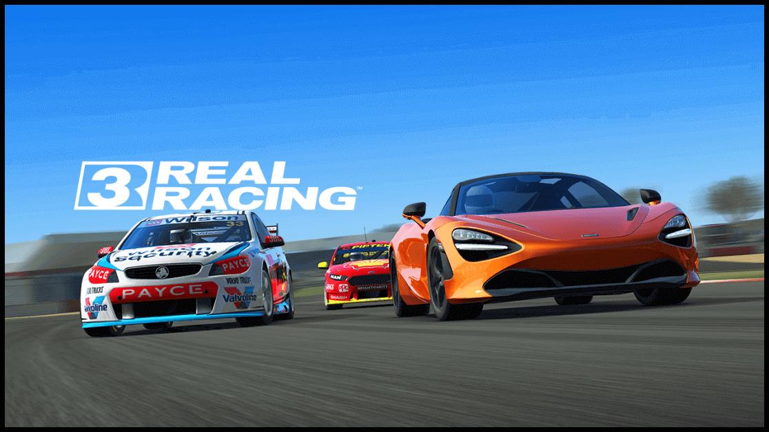 Real Racing Game Play