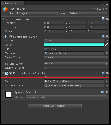 Gamasutra: Vivek Tank's Blog - Create Scriptable Objects